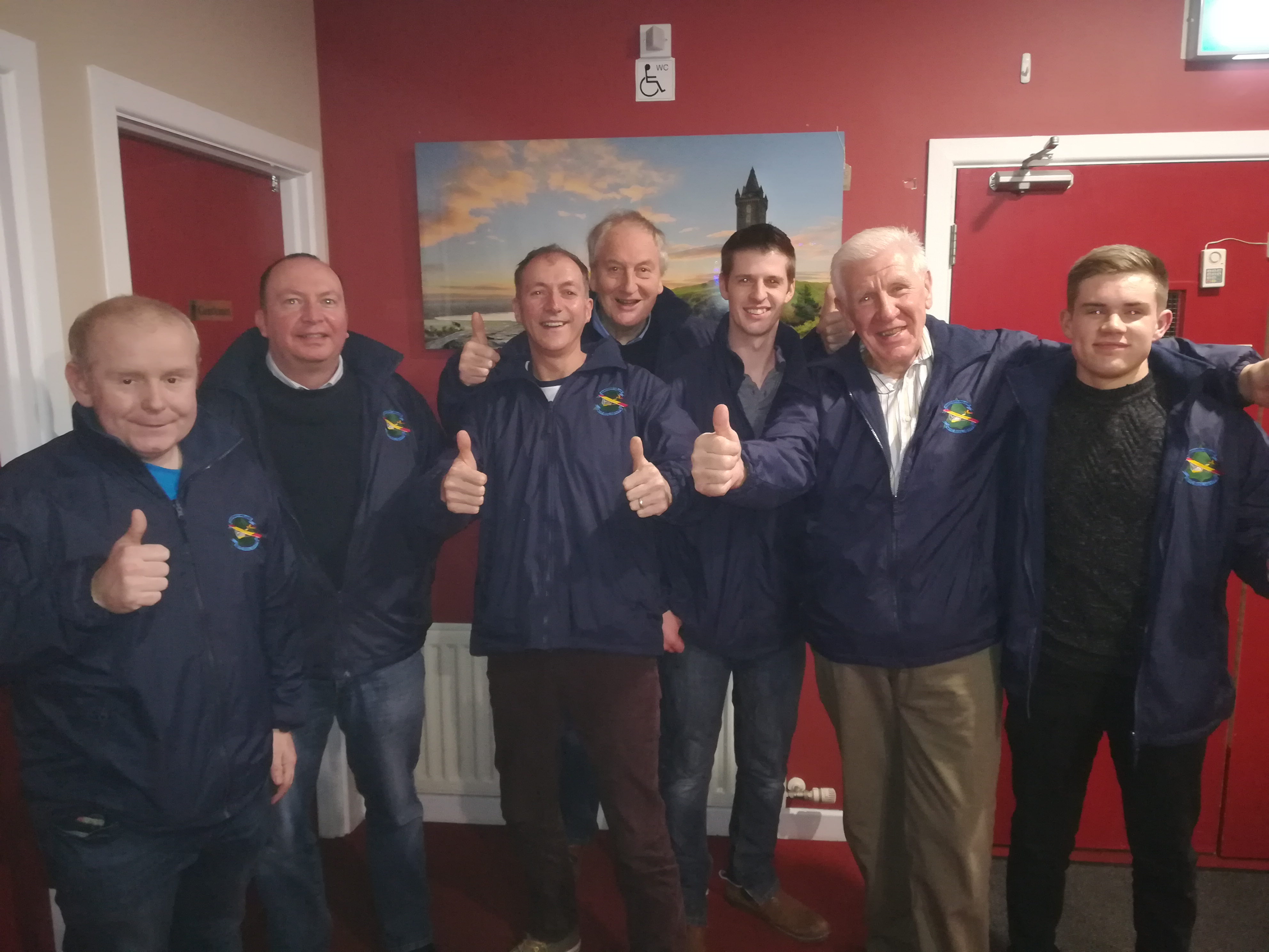 Six new Microlight Pilots get their Wings