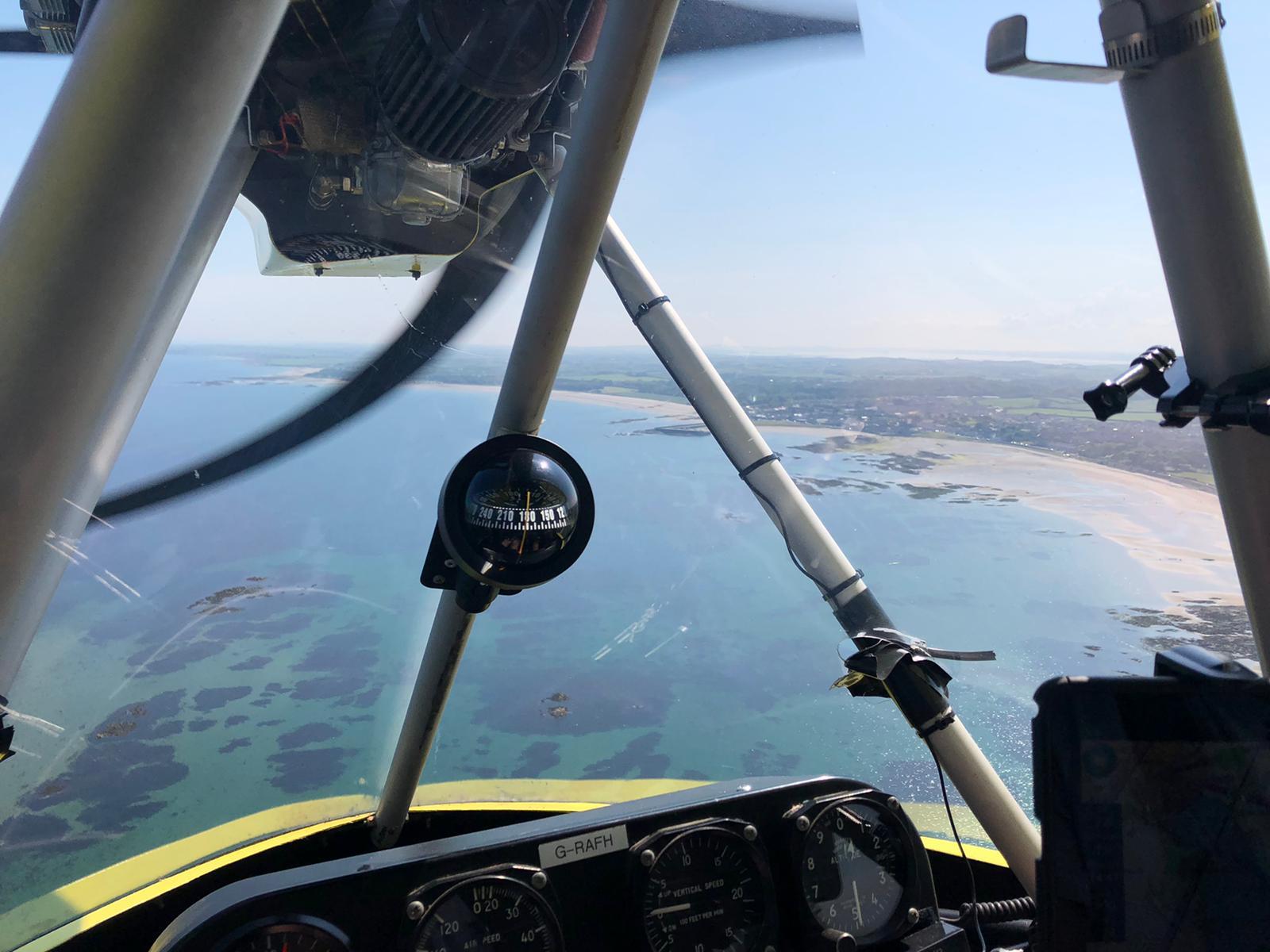 Flight Training Restarts on 6th July